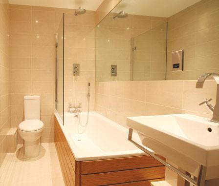 High quality bathrooms - Lukmore Monogram